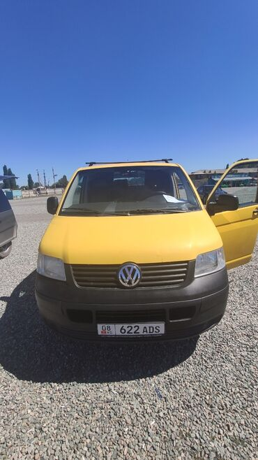 Volkswagen Transporter 1.9 л. 2005 | 330000 км