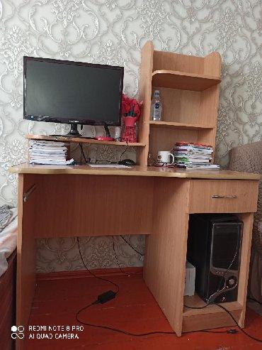детская кровать компьютерный стол в Кыргызстан: Продаю компьютерный стол !