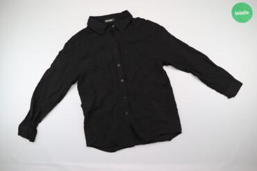 Жіноча однотонна сорочка Must Have, p. XXS    Довжина: 62 см Ширина пл