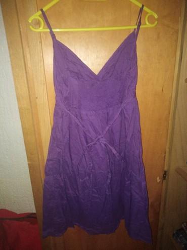 Haljine - Ruski Krstur: Ljubicasta haljina, m