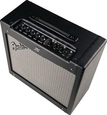 isma mustang - Azərbaycan: Fender Mustang II V2 40W 1x12 Guitar Modeling Amplifier Gitara üçün