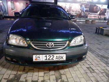 Toyota Avensis 1.8 л. 2001   196000 км