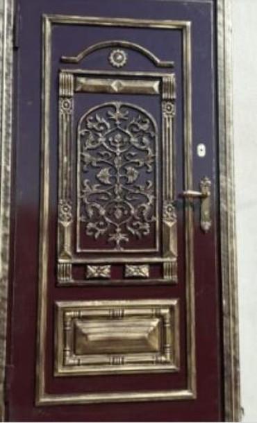 Белые двери - Азербайджан: Сейфовые двери один квадратный метр за 600 манат