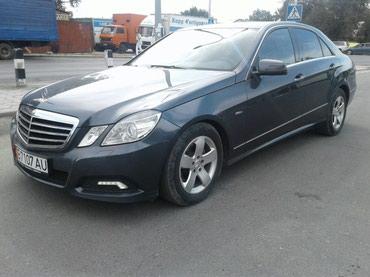 Mercedes-Benz в Кыргызстан: Mercedes-Benz E 220 2.1 л. 2009 | 277 км