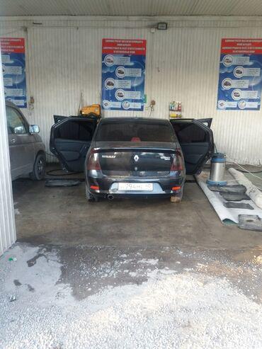 puhoviki na vesnu osen в Кыргызстан: Renault 1.4 л. 2013