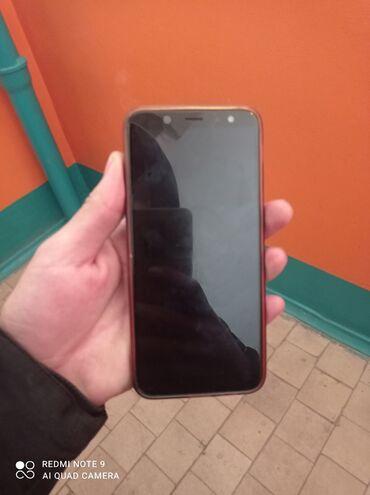 Доски флипчарт маленькие - Кыргызстан: Б/у Samsung Galaxy A6 32 ГБ Черный