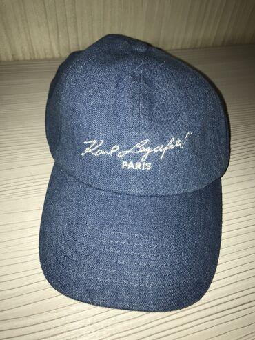 Продаю новую бейсболку Karl Lagerfeld оригинал, куплена в США