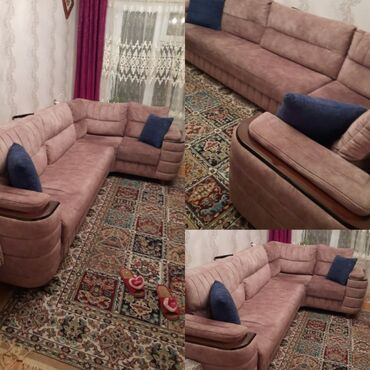 Ideal veziyyetde kunc divani acilir ve bazali 550 azn 8 mkr SevincN