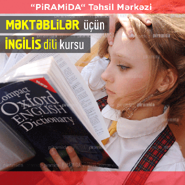 Bakı şəhərində English course for studentsLinguists, philologists,