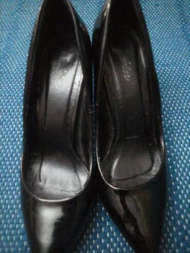 Ženska obuća | Lazarevac: Salonke kao nove,broj 38,jednom nošene