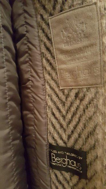 пальто лама в Кыргызстан: Пальто фирмы Berghaus, воротник лама, зимнее, 48 размер, состояние