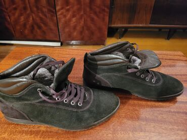 инверсионные ботинки бишкек in Кыргызстан   ГРУЗОВЫЕ ПЕРЕВОЗКИ: Продаю тёплые ботинки с мехом в отличном состоянии размер 41-42