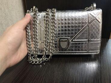 В идеальном состоянии сумка диор не разу не ношеная 500 сом торг!