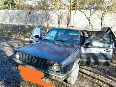 Транспорт - Кыргызстан: Volkswagen City Golf 1.6 л. 1988