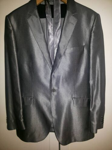 Костюм мужской, производство Турция, одевали 1 раз, размер 46-48
