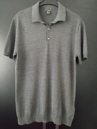 платье рубашка в пол в Кыргызстан: Поло. Трикотажная рубашка высокого качества. Размер 44 (М). Бренд евр