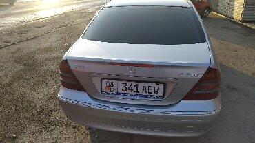 Mercedes-Benz в Кыргызстан: Mercedes-Benz 270 2.7 л. 2001