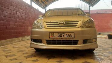 Toyota Ipsum 2.4 л. 2003 | 224000 км
