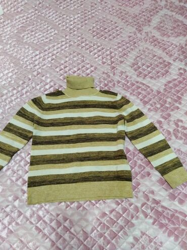 Детский мир - Тынчтык: Свитер для мальчика 6-7л 80сом