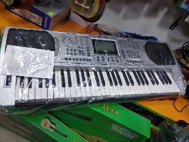 təzə doğulanlar üçün gödəkçələr - Azərbaycan: Pianino elektron 5 oktava həcmində fləş kartli, nausnik yeri Təzə