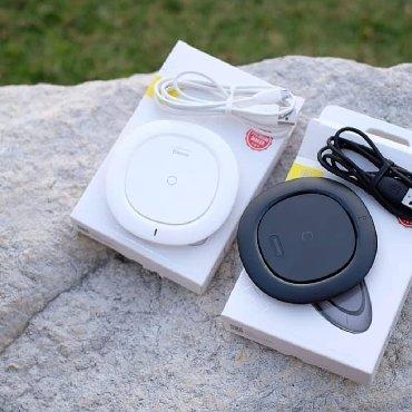 Зарядные устройства в Азербайджан: ▶ Mehsul adi: Baseus firmasi original Wireless charger telefon simsiz