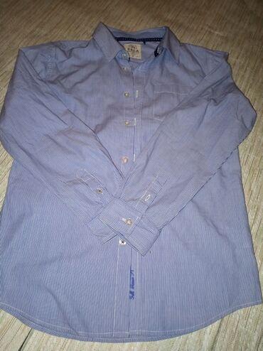 Детская рубашка Состояние отличное На возврат 8-9л SELA
