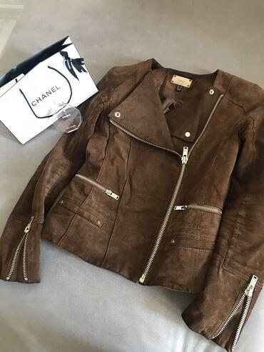 Куртка замшевая р-р42-44 куртка кожанная р-р42-44 жилетка белая кож