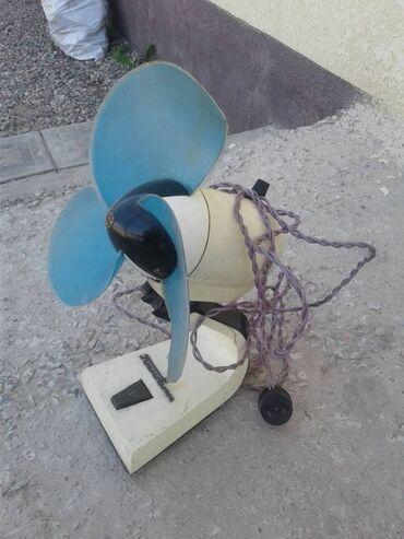 Продам настольный Советский вентилятор в отличном состоянии