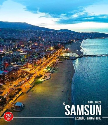 Bakı şəhərində Qaradəniz bölgəsinin yay istirahəti üçün ən əlverişli