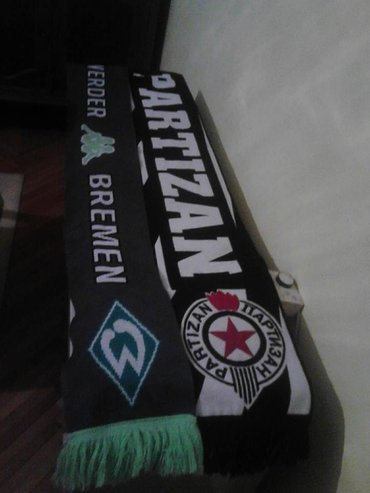 Partizan 1200 , Werder Bremen 1500 , PSV - Milan 3000 , Srbija 1200 - Leskovac