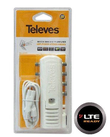 телефон флай 141 тв в Азербайджан: Это высокого класса внутренний усилитель домашний DVB-T2 марки Televés