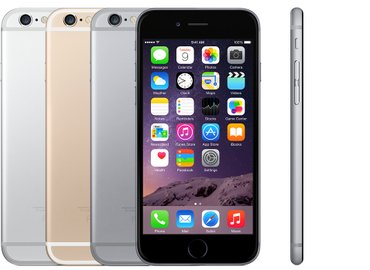 Iphone 6 16gb всего за 17500 сом! только у нас все цвета по одной в Бишкек