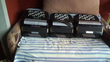 Harmonike | Srbija: Na prodaju 3male.xarmonike model skala od 32-48-60 basa xarmonike su u
