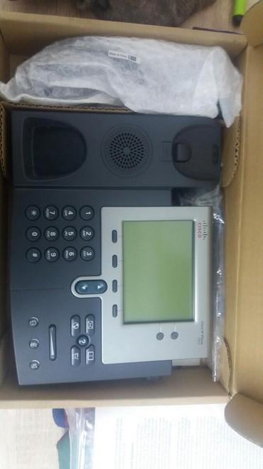 Офисный Телефон новый CISCO IP Phone 7942