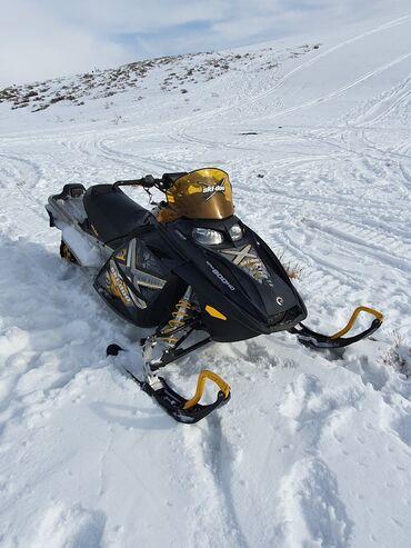 Другой транспорт - Кыргызстан: Снегоход ski- doo объем 0.7 см. куб 2007 год выпуск
