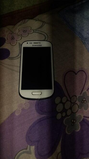 Samsung - Qobu: İşlənmiş Samsung Galaxy S3 Mini 4 GB ağ