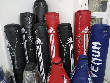 Боксерские груши - Кыргызстан: Груша боксеркая Новые!!! Груша  Качество: высшее! Высота: 1 метр / 1