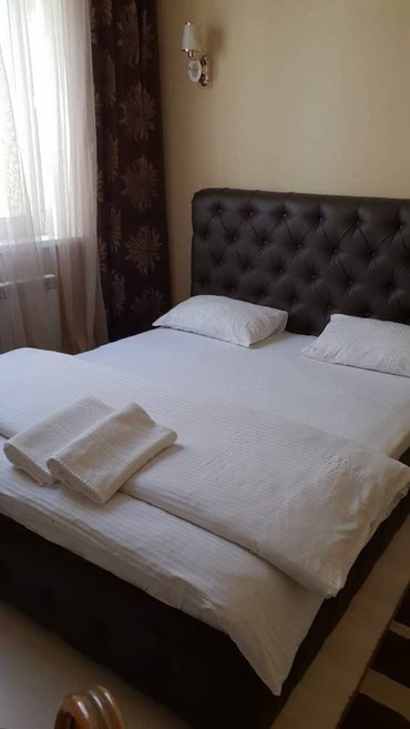 Гостиница 24/7 люкс мега чисто Центр карпинка/никитина в Бишкек