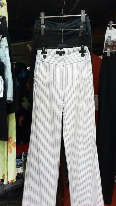 Pantalone razne,lanene,pamucne,svecane,komad 300 din,velicine 36-38 - Zrenjanin