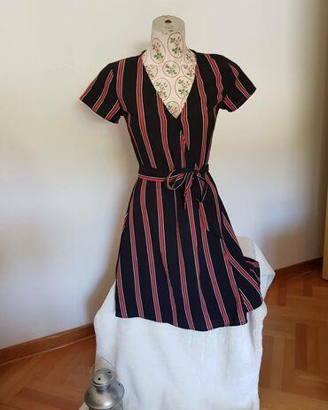 201 oglasa: H&M haljina na preklop, nova, velicina 36