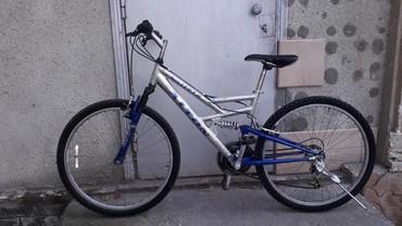 горный велосипед gt avalanche в Кыргызстан: Велосипед из Кореи алюминиевая рама алюминиевая диски 26состояние