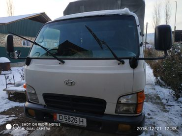 Hyundai mighty2 5тон в Ала-Бука