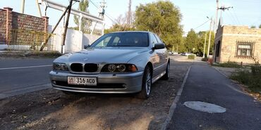 bmw x1 sdrive18i mt в Кыргызстан: BMW 5 series 2.2 л. 2001