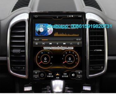 Porsche cayenne 10. 4inch radio car android wifi gps vertical screen in Kathmandu