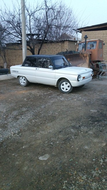 заз 968 в Кызыл-Кия