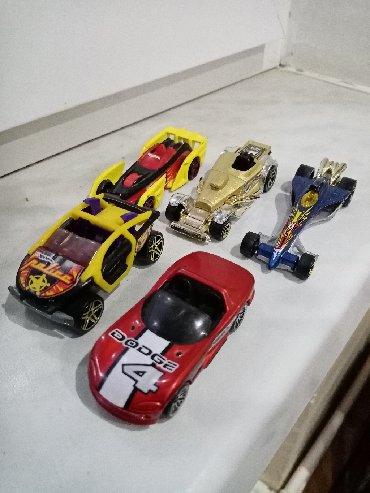 Hot Wheels modelləri. Klassik orijinal. 0-2001 ci ıllər. Yaxşı