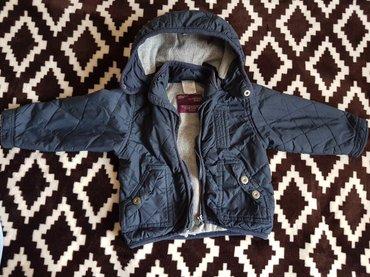 Курточка фирмы Zara baby,в хорошем состоянии капюшон отстегивается на  в Бишкек
