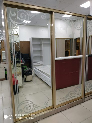 Купе шкаф 180*220*60 в Бишкек