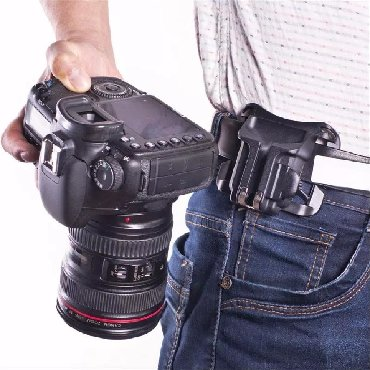 Printer canon lbp2900 - Кыргызстан: Поясное крепление (пряжка) для зеркальных камер Canon, Sony, и