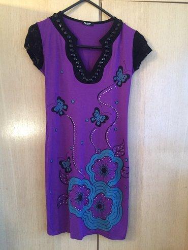 Pamucna haljina/tunika s vel - Pozega